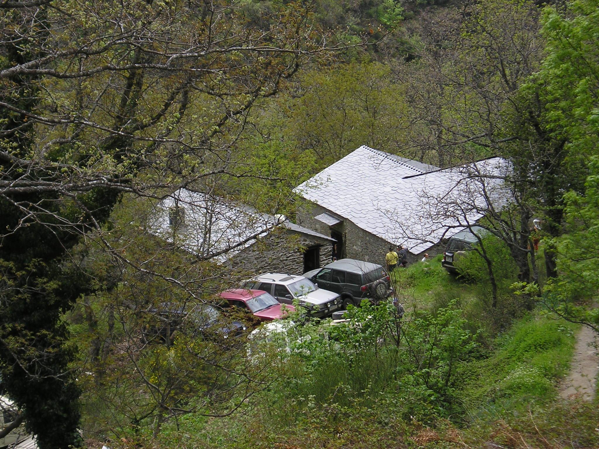 ermita de san xil casaio