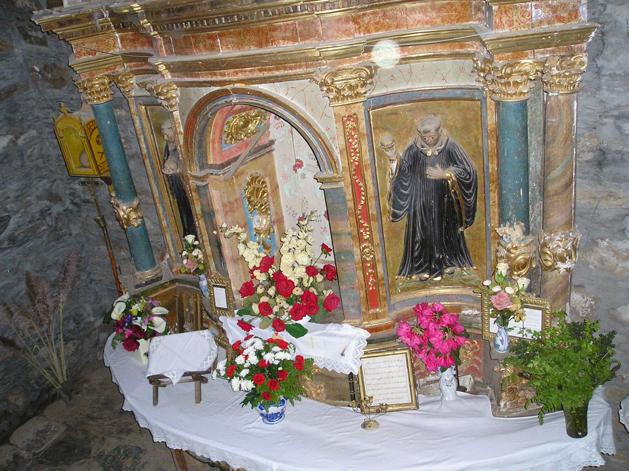 retablo barroco casaio