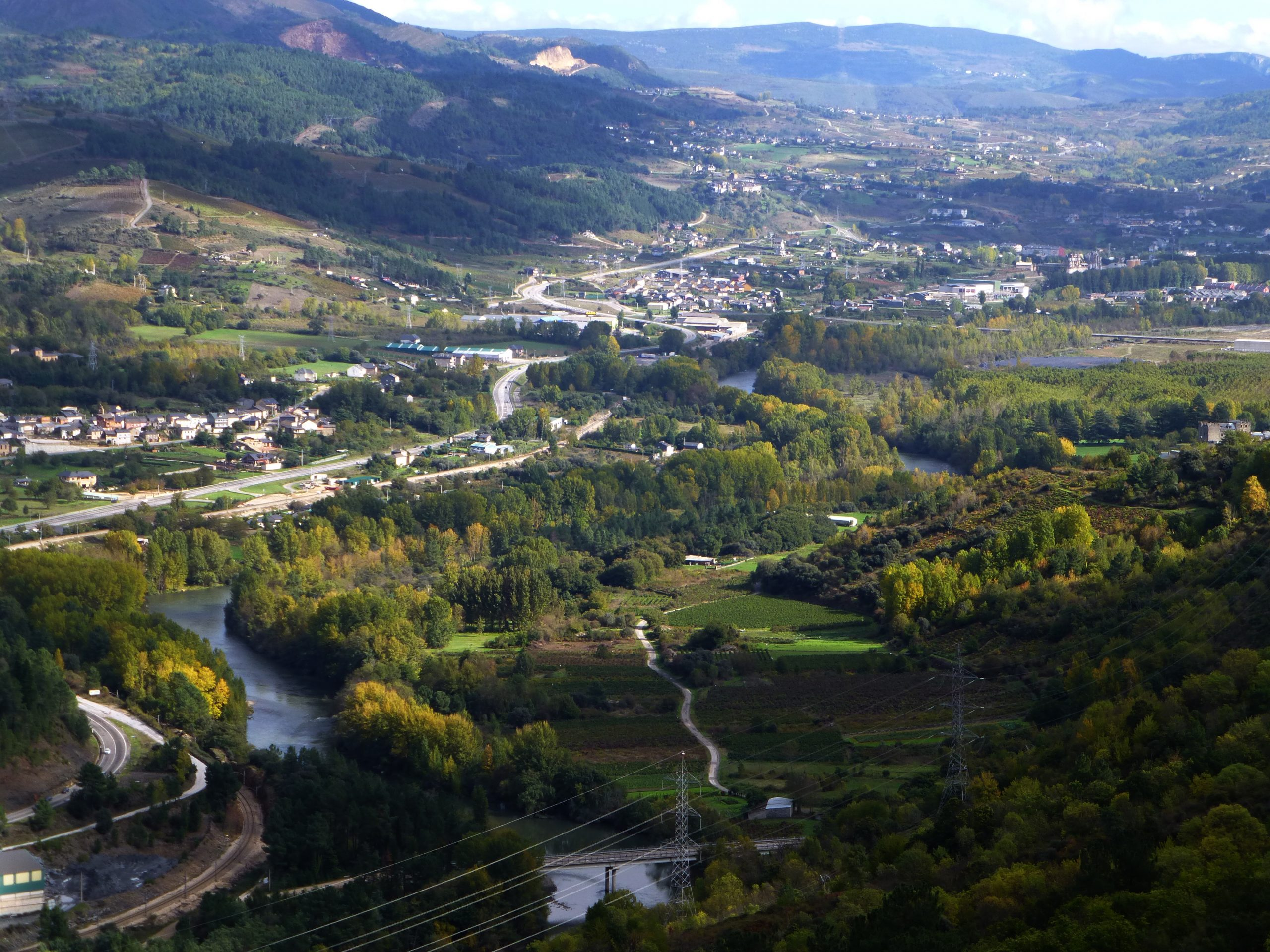 valle del sil